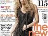 Bolero ~~ Cover girl: Shakira ~~ August 2010