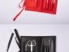 Set de manichiura rosu si negru, cadou la revista FEMEIA. de August 2010