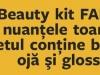 Promo Beauty kit FABB, cadou la InStyle de Septembrie 2010