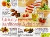 Informatii despre unele uleiuri vegetale: uleiul de samburi de caise, uleiul de argan, uleiul de arahide, uleiul de in, uleiul de mac, uleiul de samburi de struguri, uleiul de nuci.