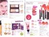 Brosura Yves Rocher: Naturalete, frumusete si Stralucire ~~ produse pentru machiaj (paginile 16-17)