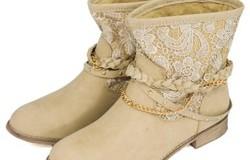 Walk in cizme dama de vara khaki (90 lei)