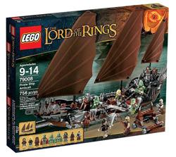 LEGO Lord of the Rings, Ambuscada vasului pirat