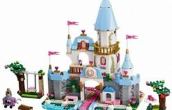 Lego Disney Princess - castelul romantic al Cenusaresei