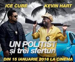 FILM un politist si trei sferturi