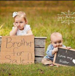 Sora mai mare si fratele mai mic