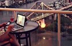 Imi place sa scriu pe blog