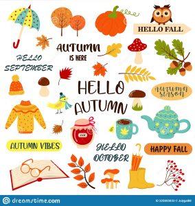 """Revistele lunii Septembrie 2021 vă urează Hello Autumn"""""""